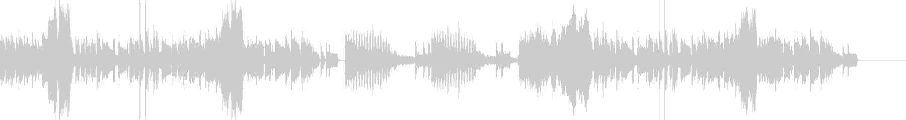 ガジェットCM に似合うそうな曲ですの未再生の波形
