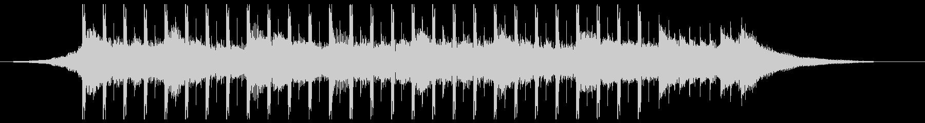 コーポレート・アップビート(ショート3)の未再生の波形