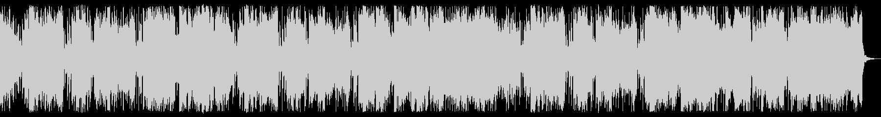 スローでアンニュイなチップチューンの未再生の波形