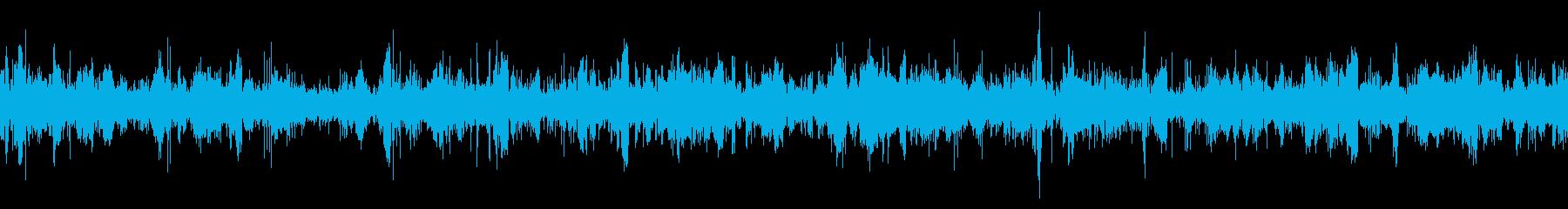 ホラー ぐちゃぐちゃ 混沌の再生済みの波形