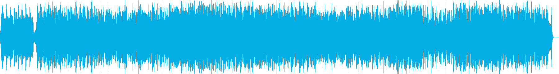 EDMアレンジのキラキラポップソング☆の再生済みの波形