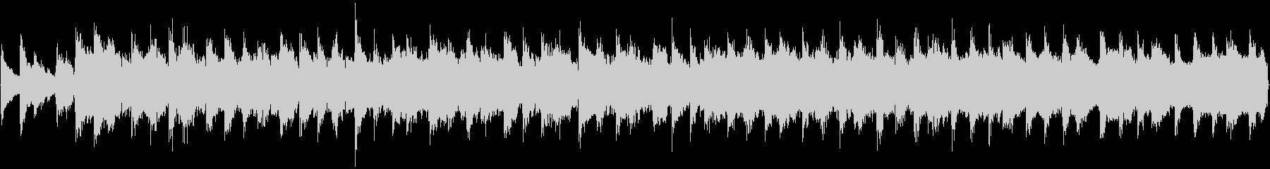 【28秒ループ】ウクレレ+エレクトロ曲の未再生の波形