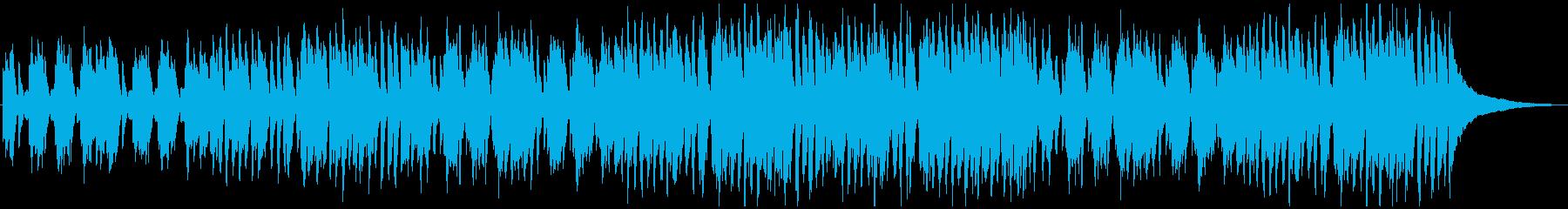 サラサラ ジャズ ビンテージ お笑...の再生済みの波形