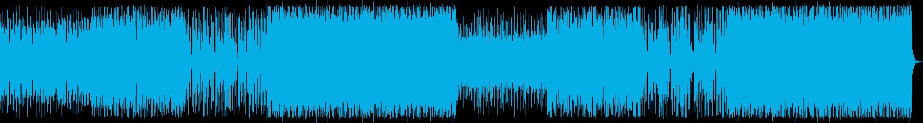 疾走感/エレクトロロック_No471_1の再生済みの波形