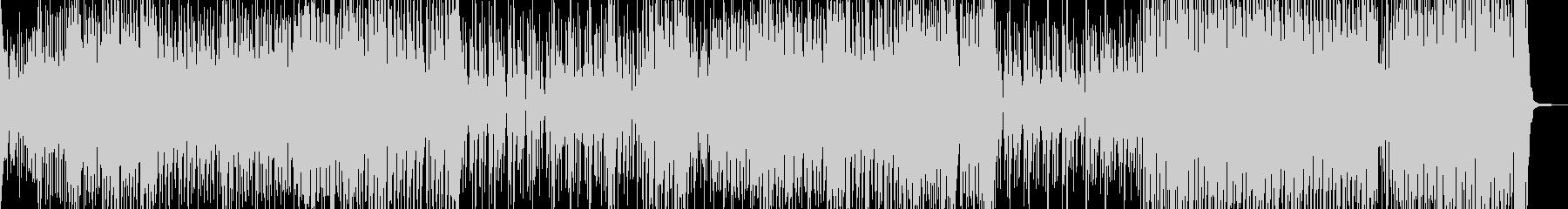 フレンドリーな作品に レゲェポップ Cの未再生の波形