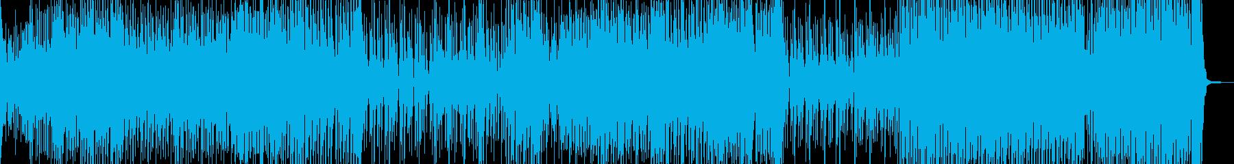 フレンドリーな作品に レゲェポップ Cの再生済みの波形