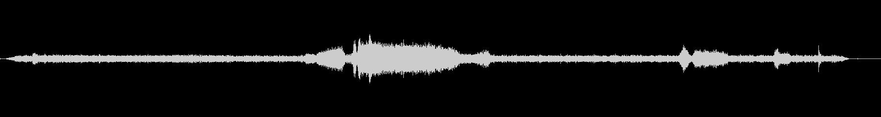 旋盤-ビートドリブンのパンチ-金属...の未再生の波形