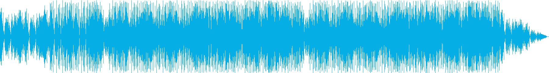 ラウンジ まったり トロピカル ポ...の再生済みの波形