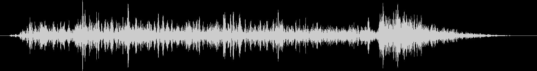 中世 ゲートストーンミディアムクロ...の未再生の波形