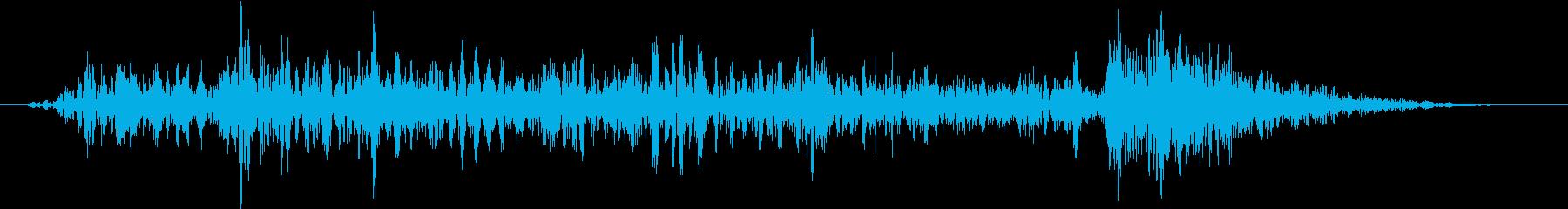 中世 ゲートストーンミディアムクロ...の再生済みの波形