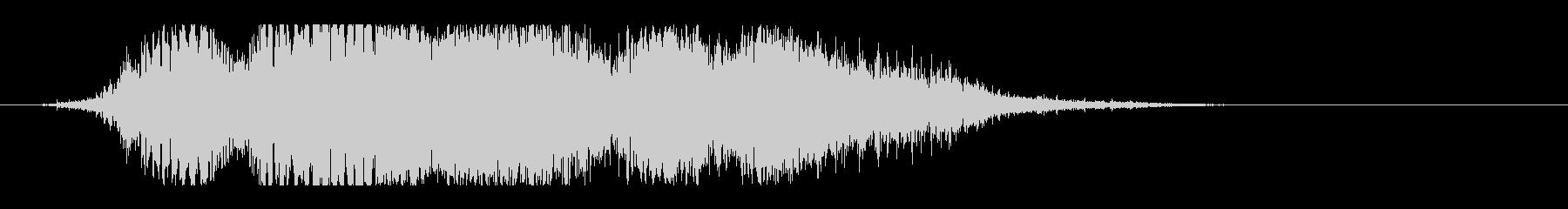 斬撃音(刀や剣で斬る/刺す効果音)11cの未再生の波形