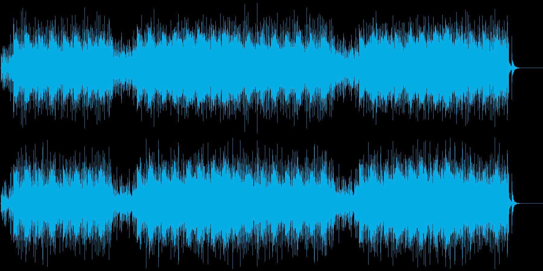 ほのぼの 淡々 浮遊 メルヘン 子供 夢の再生済みの波形