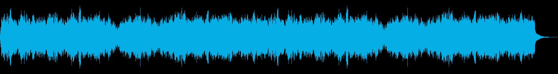 高原広場の再生済みの波形