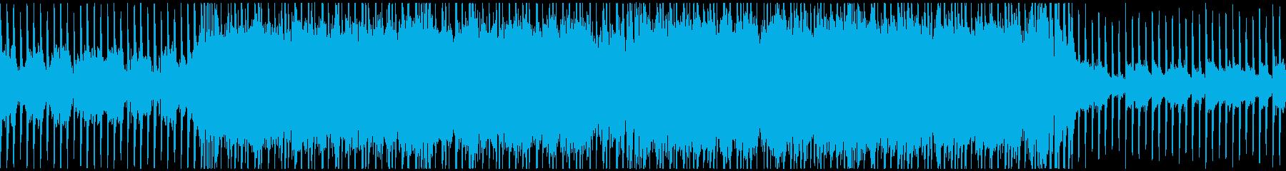 【ループ対応】感動的ストリングスポップの再生済みの波形