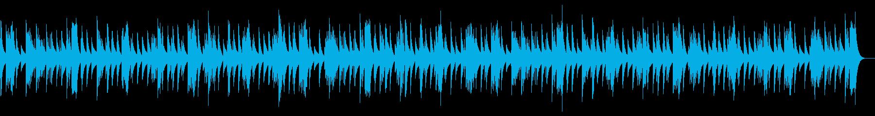 グノシエンヌ No.5_オルゴールverの再生済みの波形