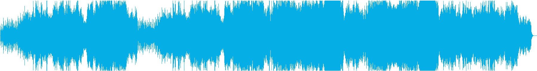 ラフマニノフのヴォカリーズの再生済みの波形
