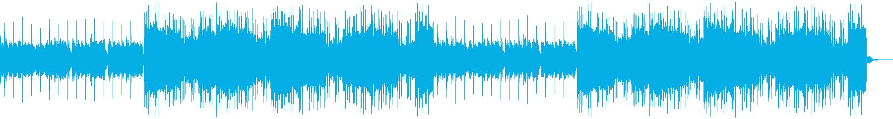 Japanese Chillhop 4の再生済みの波形