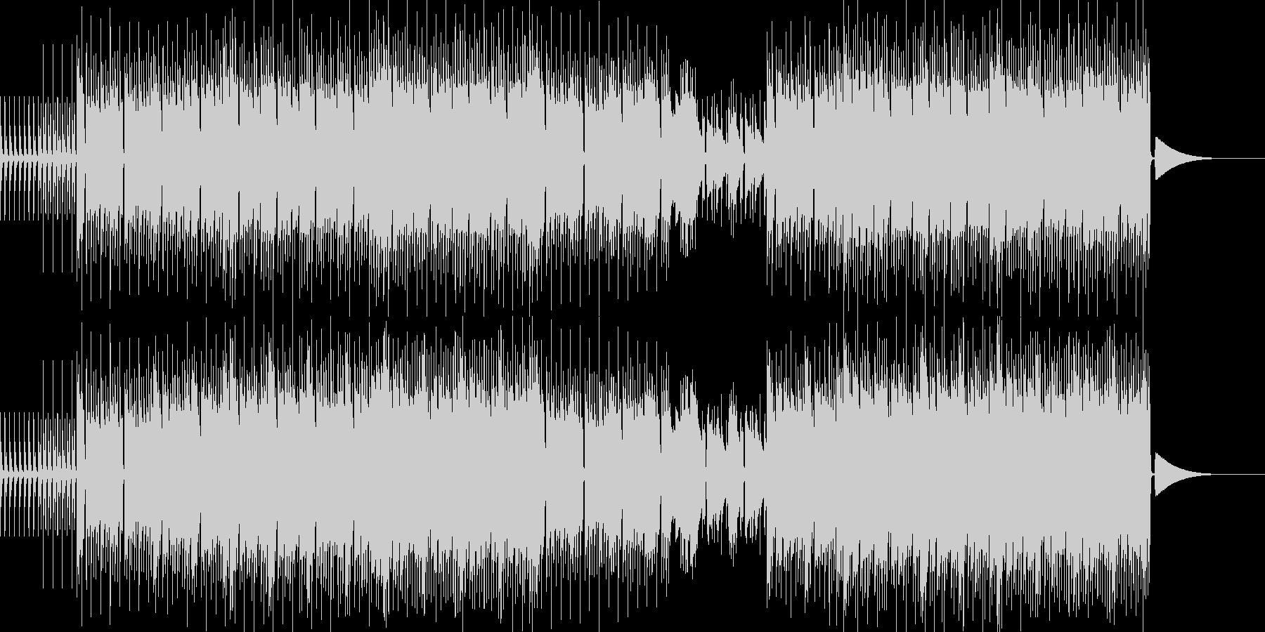 test3の未再生の波形