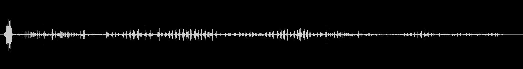 シェービング-手作業-エアゾールス...の未再生の波形