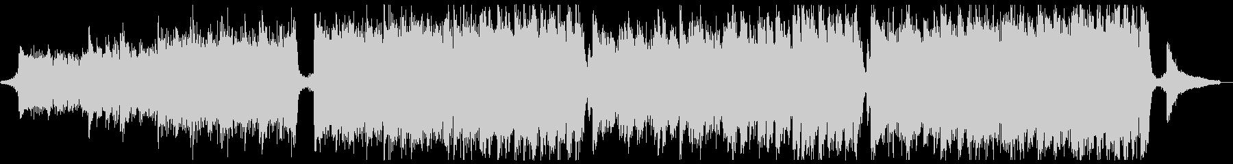 スポーツ格闘オーケストラ:効果音抜きの未再生の波形