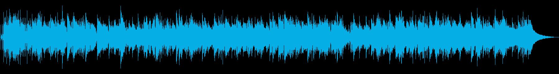 夏が似合うアコギバラードの再生済みの波形