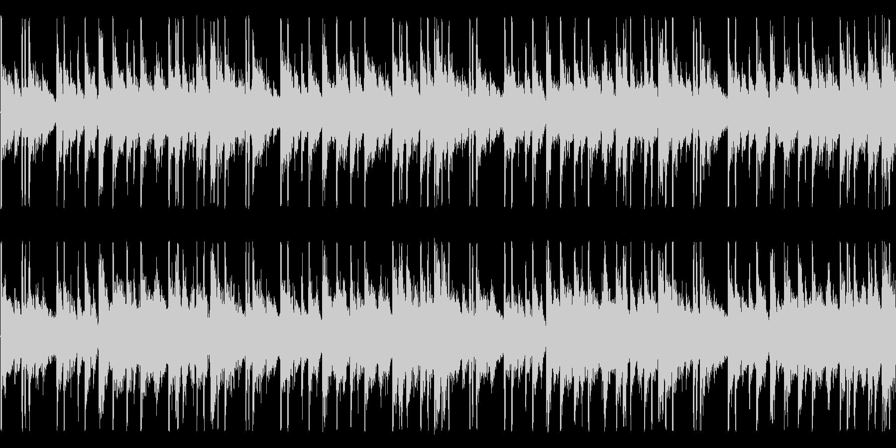 オーケストラ系Hip-Hop/Loopの未再生の波形