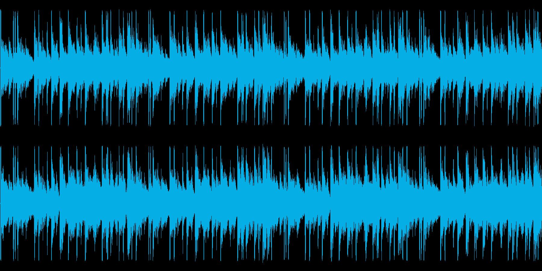 オーケストラ系Hip-Hop/Loopの再生済みの波形