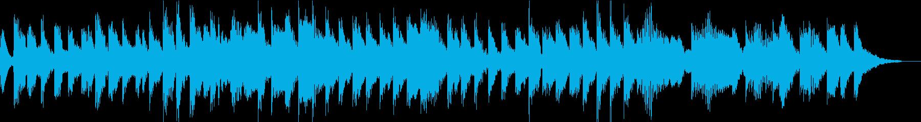 金平糖の精の踊り・エレピの再生済みの波形