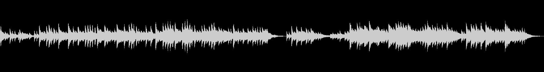 切ないピアノ曲。の未再生の波形