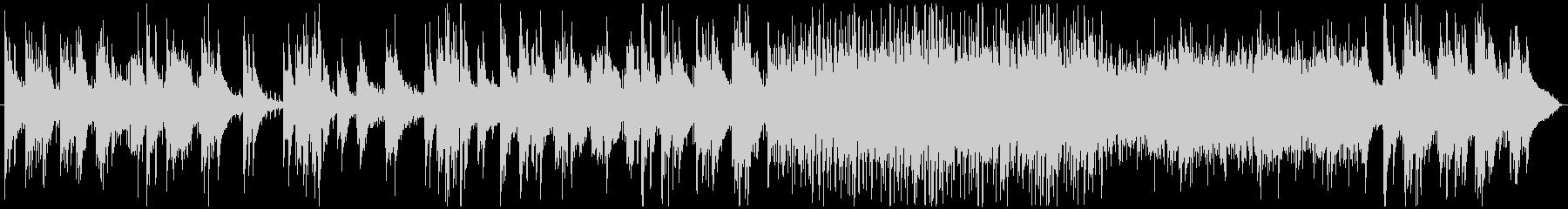 フラメンコ伝統。複雑なナイロン弦ギ...の未再生の波形