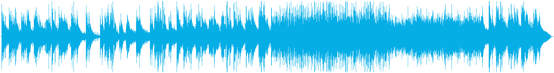 フラメンコ伝統。複雑なナイロン弦ギ...の再生済みの波形