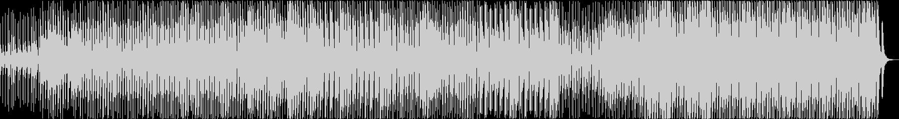 エレクトリックな三味線と尺八の未再生の波形