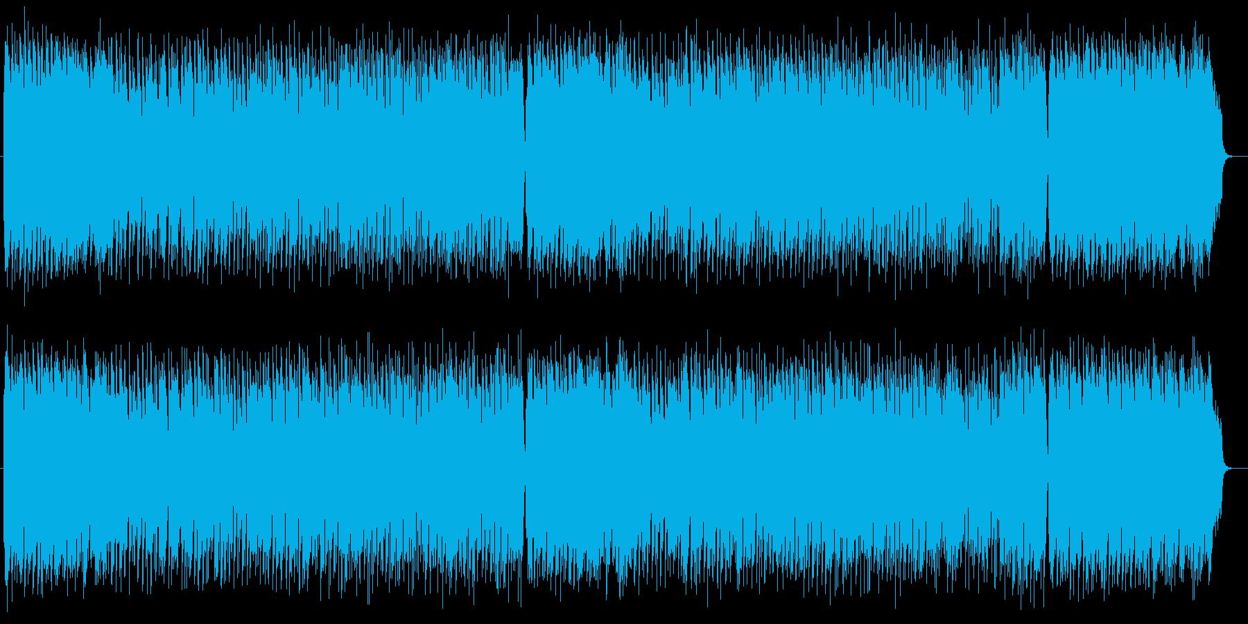 温もりある穏やかなストリングスポップスの再生済みの波形