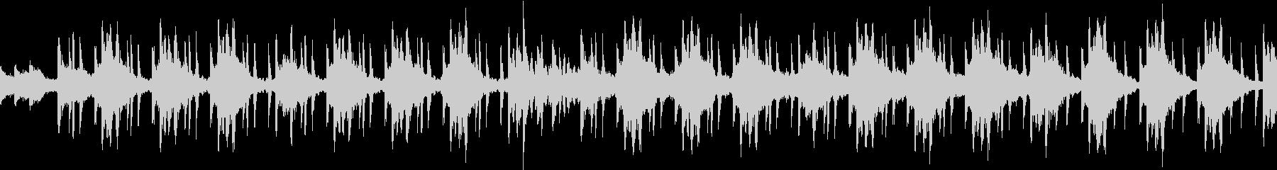 大人の雰囲気漂うlofiループインストの未再生の波形