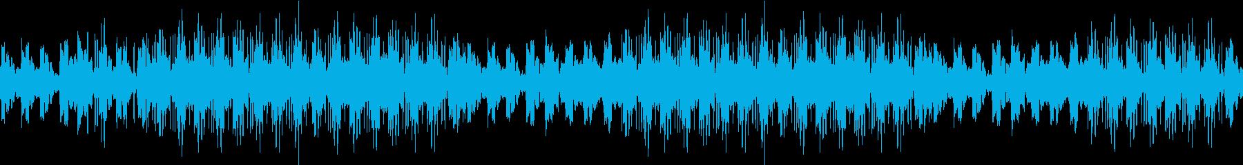 アンビエント・繊細・センチメンタ・ピアノの再生済みの波形