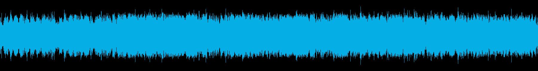 爽やかピアノメイン(ループ仕様/長め)の再生済みの波形