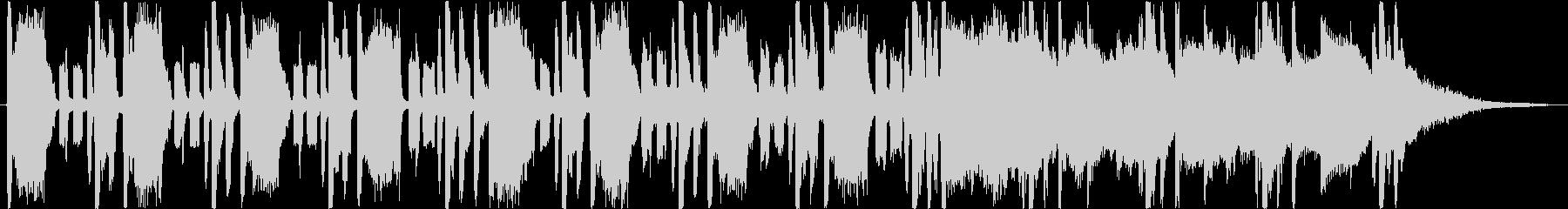短縮版】ダブステップ コミカル オシャレの未再生の波形