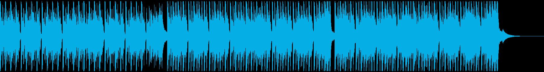 エレクトロスポーツ(60秒)の再生済みの波形