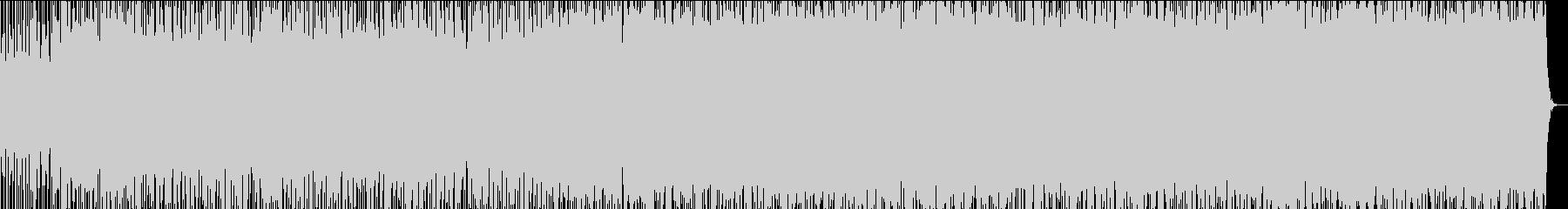 夏にぴったりなラテンなノリのEDMの未再生の波形
