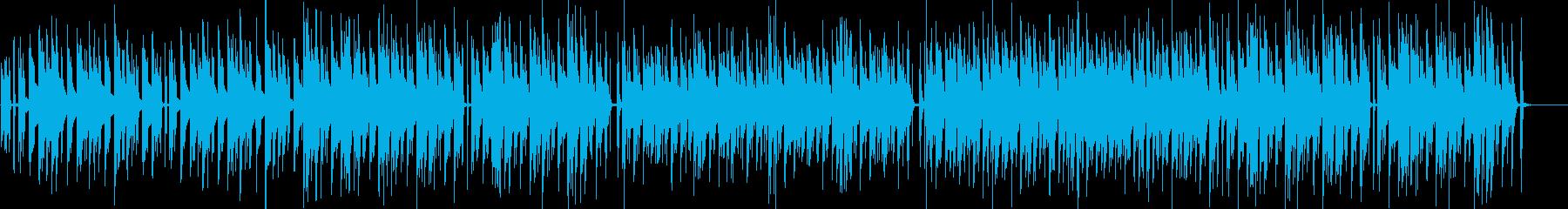 JAZZ・ジャズ・ピアノ・お茶会・カフェの再生済みの波形