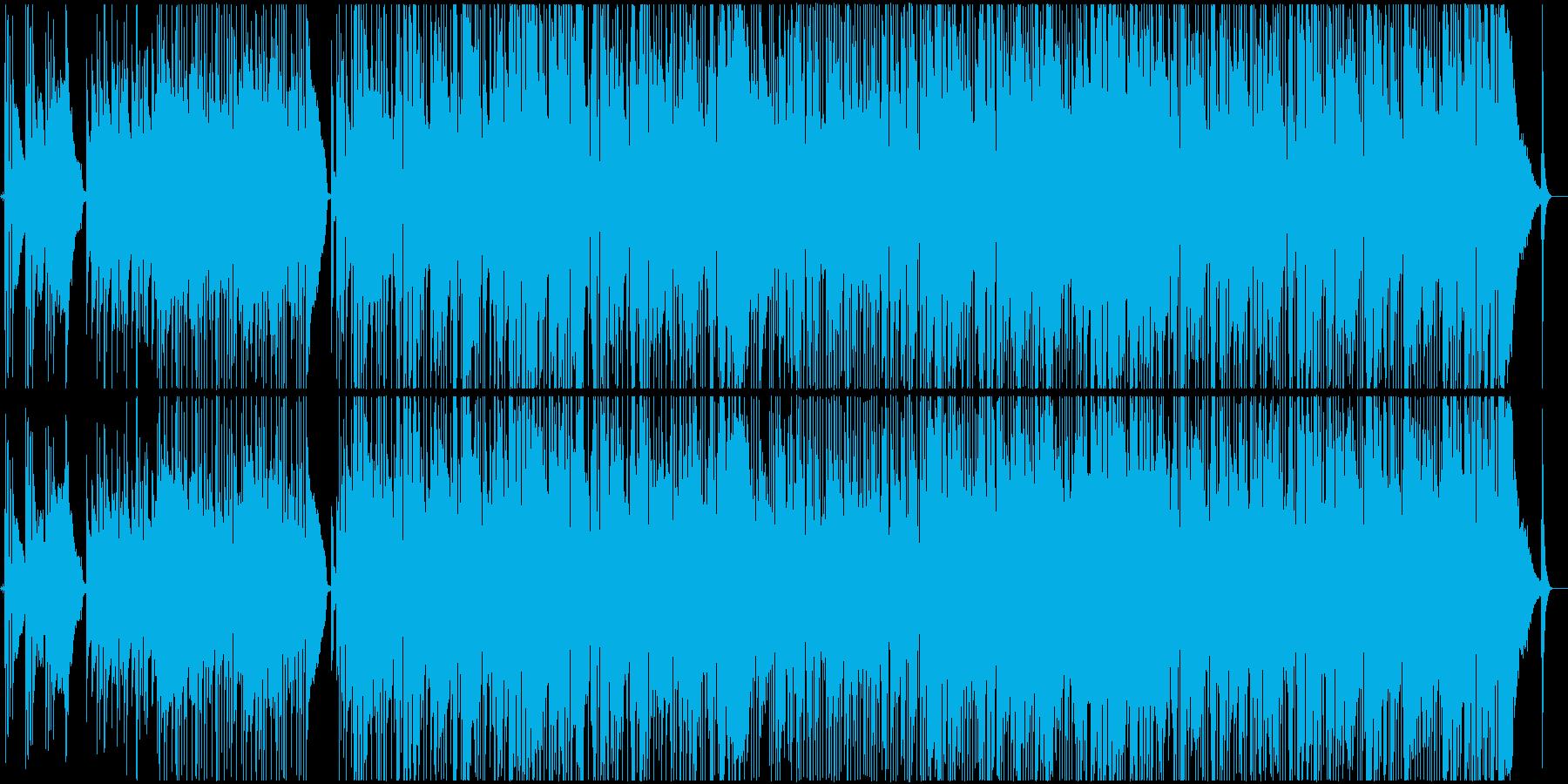 Earthy Smellsの再生済みの波形