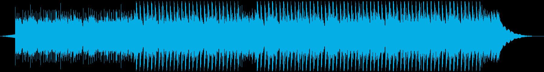 感動のコーポレート(ショート)の再生済みの波形