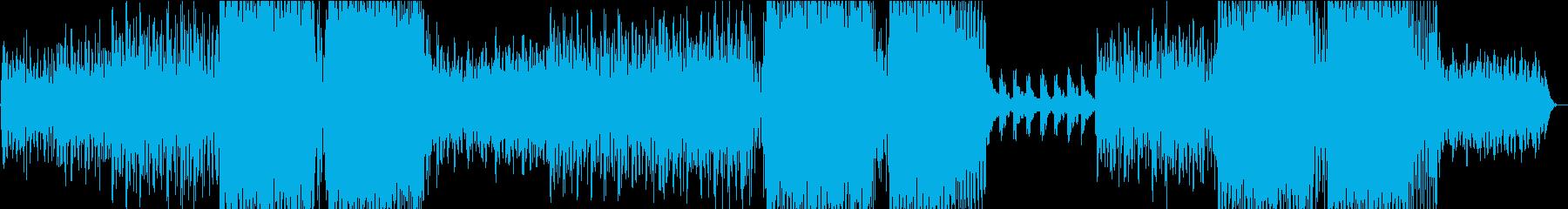 南国リゾ~ト!耳に残るトロピカルハウスの再生済みの波形
