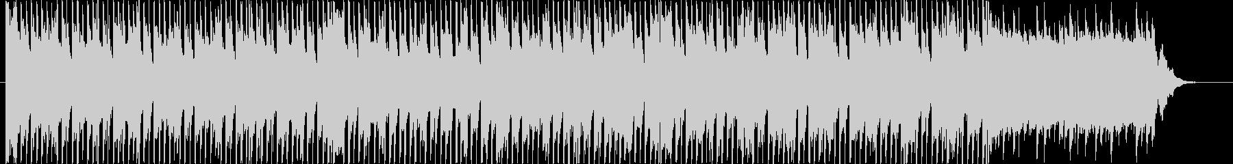 疾走感あるポップBGM(60ver)の未再生の波形