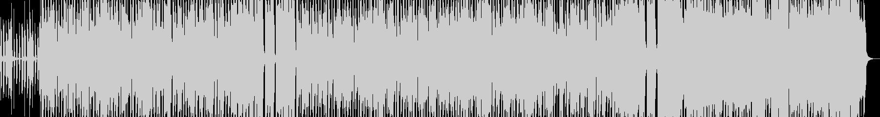 ポップ ロック ファンク コーポレ...の未再生の波形