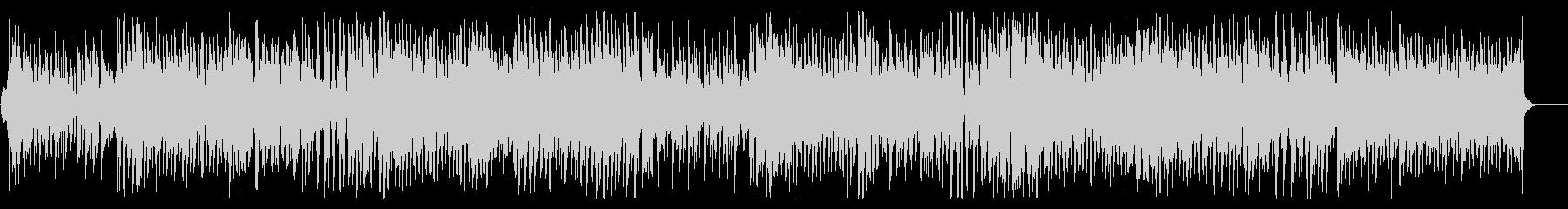 やさしいサウンドと歌声のユーレイポップスの未再生の波形