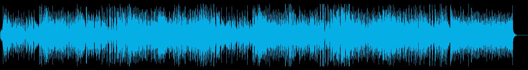 やさしいサウンドと歌声のユーレイポップスの再生済みの波形