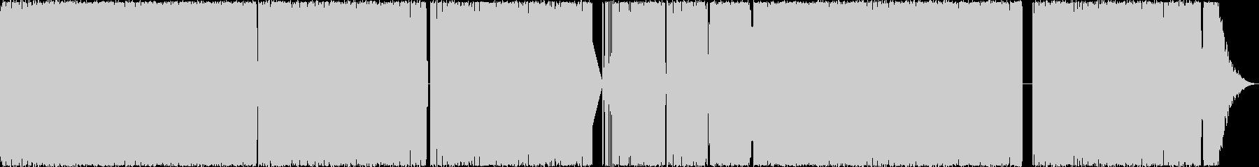 ヒップ。電気ノスタルジックな80年代。の未再生の波形