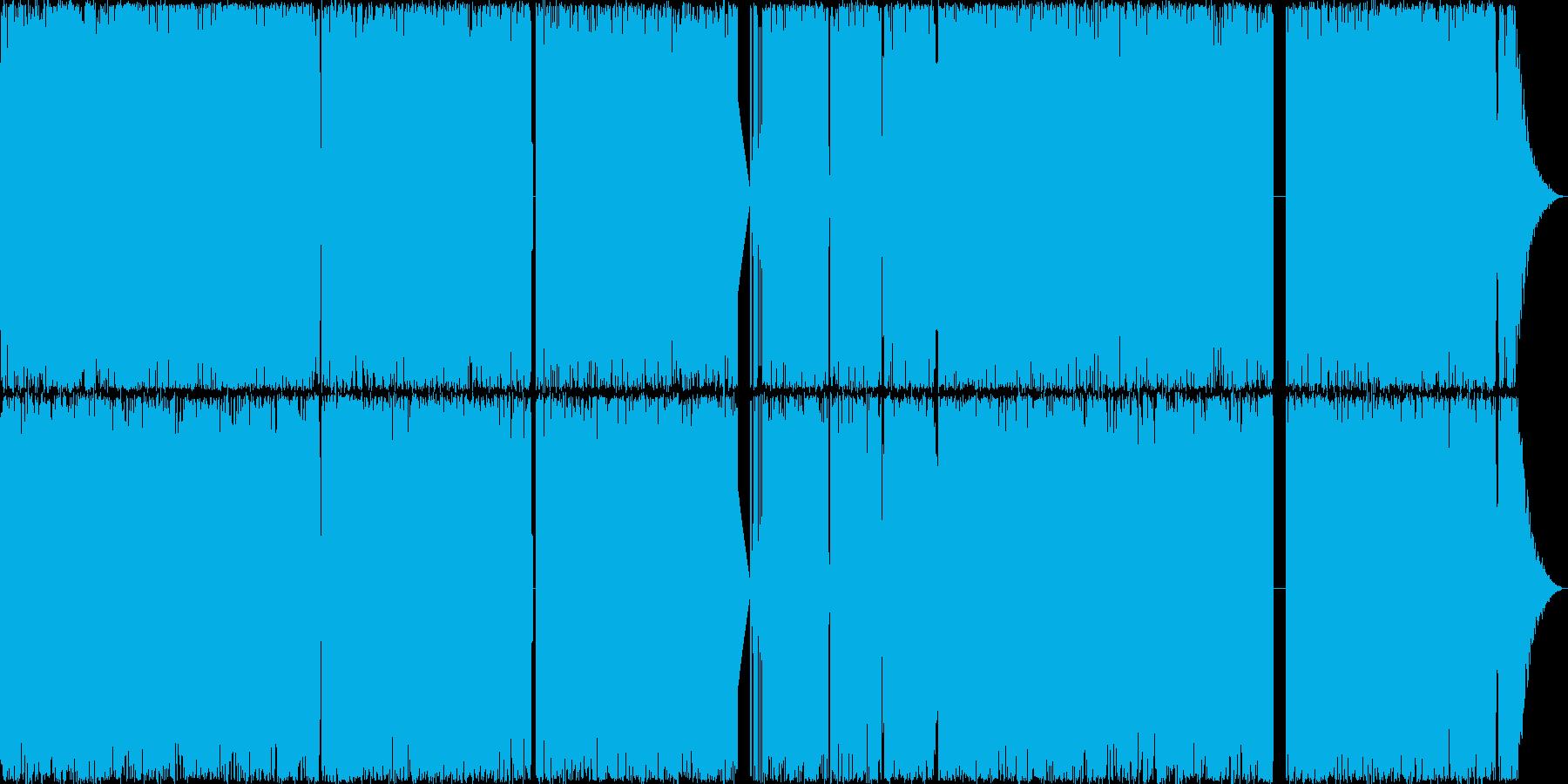 ヒップ。電気ノスタルジックな80年代。の再生済みの波形