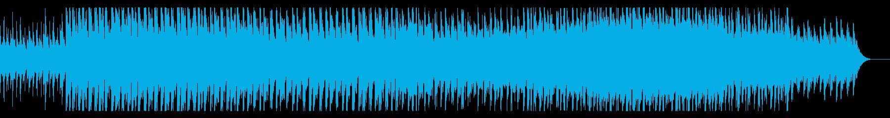 CMやコンセプトPVに爽やかBGMの再生済みの波形
